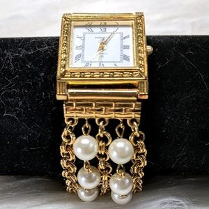 Kenneth Jay Lane Accessories - Kenneth Jay Lane Watch Bracelet